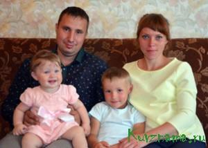 Федор и Елена Ефимовы