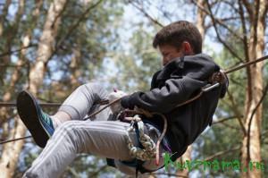 Спортивное лето у кувшиновских ребят