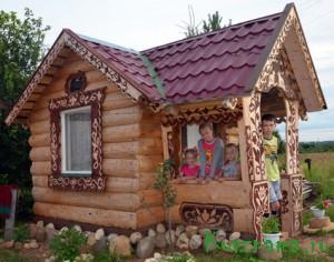 Работа мастера деревянных дел – Николая Ивановича Вороненкова