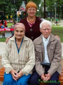 Мария Егоровна и Николай Васильевич Тихоновы