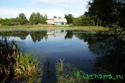 Деревня Абабково