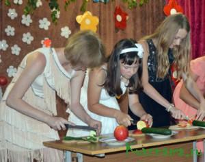 23 июля в Борковском сельском поселении традиционно прошёл конкурс «Девочка Лето»