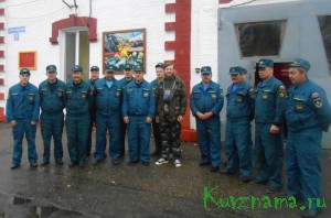 Член Русского географического общества в Кувшинове