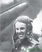 Герой Советского Союза Анна Александровна Тимофеева-Егорова