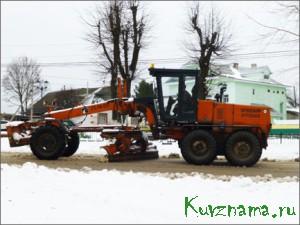 Не страшен снег, когда дороги оперативно чистятся