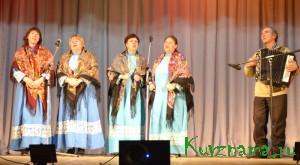 Районный фестиваль народной песни и танца