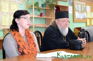 В рамках проведения антинаркотического месячника районный отдел образования провел «круглый стол» на базе КСОШ №1