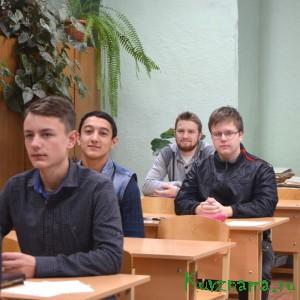 7 декабря 2016 года все ученики одиннадцатых классов российских школ писали итоговое сочинение