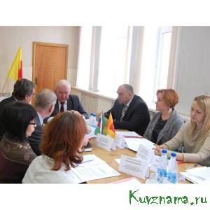 Совещание глав муниципальных образований Тверской области по реализации мероприятий по вводу   в оборот неиспользуемых земель