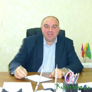 Глава Кувшиновского района Игорь Аввакумов
