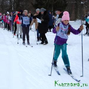 Традиционные лыжные гонки, посвященные памяти нашего земляка – Героя Советского Союза Николая Горячева