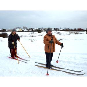 Лыжные прогулки – залог бодрости, хорошего настроения и самочувствия