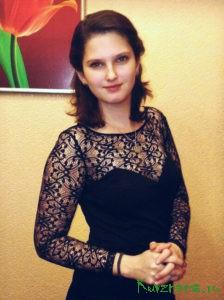 Анастасия Петрова – будущий врач-педиатр