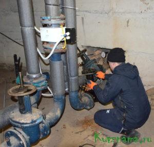 Текущий ремонт – важная часть работы коммунальщиков!