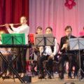 •Отчетный концерт в день рождения «Золотого саксофона»