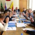 На сессии Собрания депутатов – решены важные для муниципалита вопросы