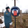 Профилактический рейд в Сокольническое с/п – подготовка к пожароопасному периоду