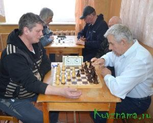 Шахматно-шашечные баталии ветеранов