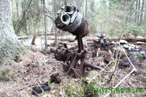 Поисковые группы «Земляки» и «Тверичи» – в нашем районе найдены обломки легендарного военного самолета.