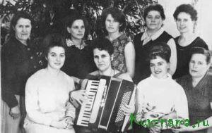 ДОУ №2(Фотографии из архива 60-70-х годов)