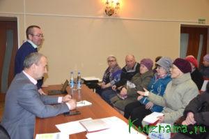 В администрации района прошло совещание, которое провел глава администрации Кувшиновского района Михаил Аваев