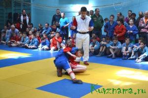14 мая в нашем городе состоялся межрегиональный турнир по самбо