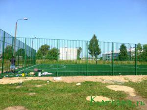 Спортивная площадка возле СОШ №1