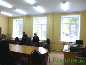 Новые оконные блоки установлены в школе №2.