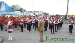 «Золотой саксофон» вернулся из Севастополя с дипломом лауреата