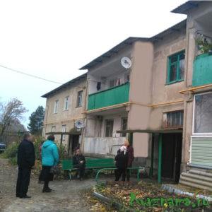 «Голубое» топливо в 18-квартирном доме в Заовражье