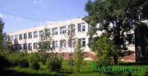 Прямухинская средняя школа