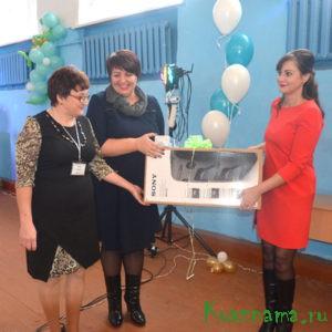В честь юбилея – подарок от администрации Кувшиновского района