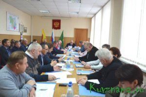 Сессия районного собрания депутатов