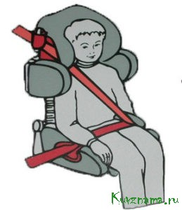 Акция «Детское кресло»!