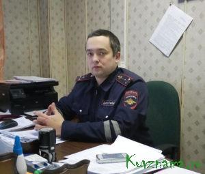 К.В. Малышева, и.о. начальника ОГИБДД МО МВД России «Торжокский»