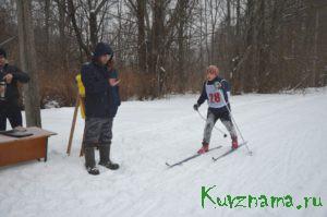Лыжные гонки памяти Николая Горячева