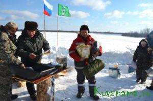 Районное первенство по зимней рыбалке