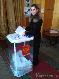Общественники на избирательных участках