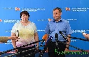 Павел Яковлев: «В отчете Игоря Рудени отражены мероприятия, направленные на улучшение жизни тверского региона»