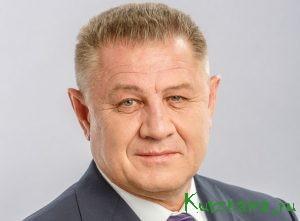 Управляющий Отделением ПФР по Тверской области Евгений Шамакин