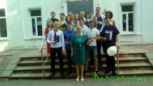 Выпускники ГБПОУ «Кувшиновский колледж»