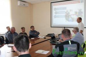 """Преподаватели """"КБР Ист"""" проводят обучение для сотрудников фабрики"""