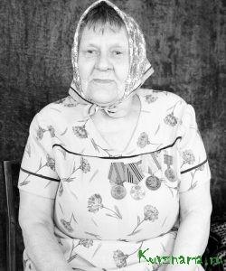Вера Арсеньевна Козлова