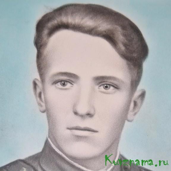 Георгий Анисимович Лыщеня
