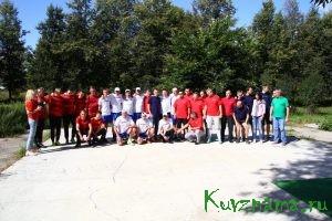 Спартакиада SFT Group в Алексине