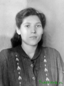 Мария Даниловна Петрова