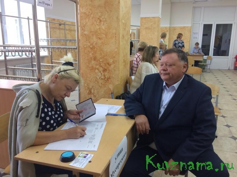 Евгений Пичуев: «Нельзя игнорировать свое право на выбор»
