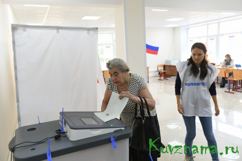 В Тверской области по состоянию на 12.00 не поступило ни одной жалобы на процедуру голосования