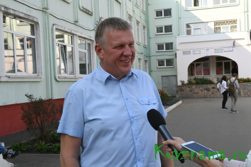 Станислав Петрушенко: На выборах атмосфера, как в нашей юности