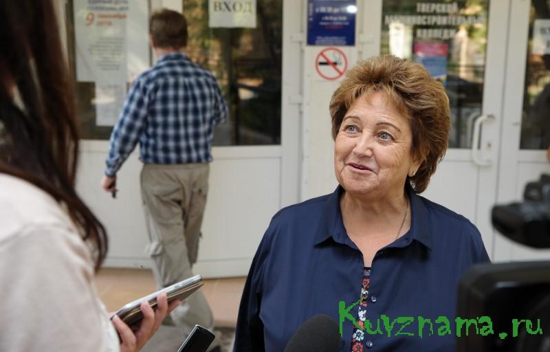 Лилия Корниенко: Для жителей Тверской области выборы – это праздник и большая ответственность